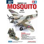 How to Build Tamiya's 1:32 Mosquito FB.VI