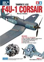 How to Build Tamiya's 1/32 F4U1 Corsair Book