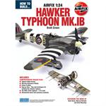 How to Build Airfix's 1/24 Hawker Typhoon MK.1B Book