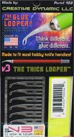 The Glue Looper Applicator for Thick Glues