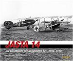 Jasta 14 - The History of Jagdstaffel 14 − 1916-1918